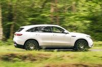 Mercedes EQC rightside exterior