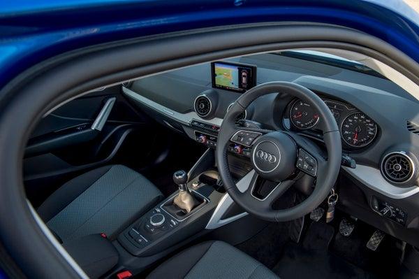 Audi Q2 Interior Side