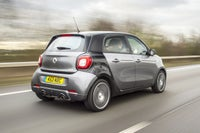 Smart Forfour Rear Side View