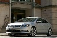 Volkswagen CC Front Side View