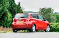 Nissan Note Review 2021 exterior rear