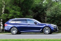 BMW 5 Series Touring Driving Side