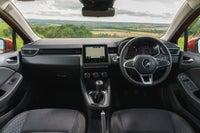 Renault Clio Front Interior