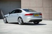 Jaguar XF backleft exterior
