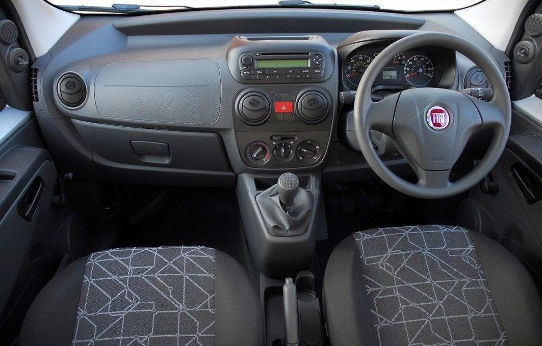 Fiat Fiorino Interior