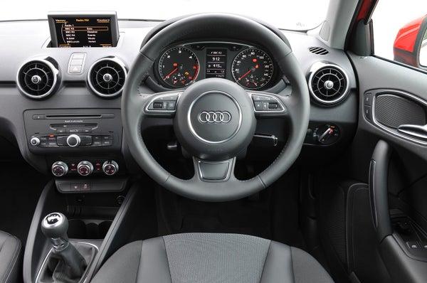 Audi A1 Steering Wheel