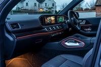 Mercedes GLS front interior