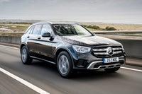 Mercedes GLC frontright exterior