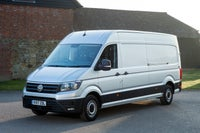 Volkswagen Crafter Front Side View