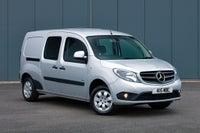 Mercedes-Benz Citan frontright exterior