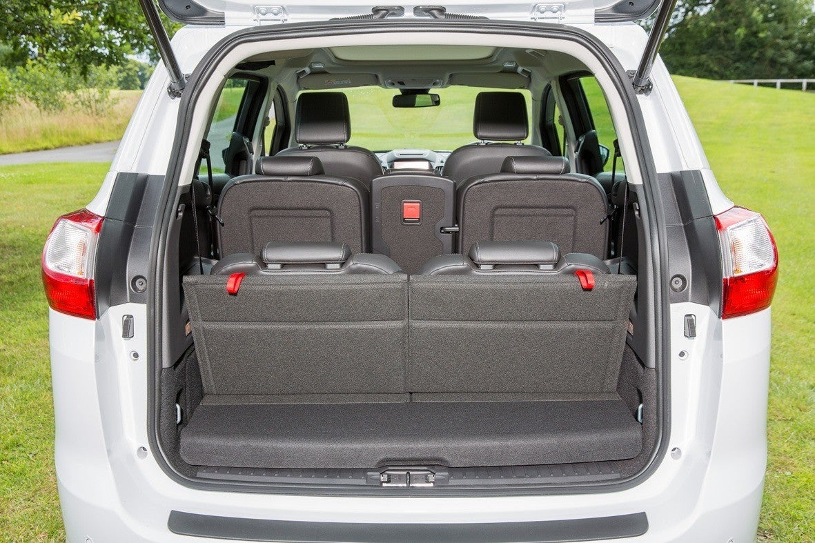 Ford Grand C-MAX Boot