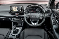 Hyundai i30 2017 front interior