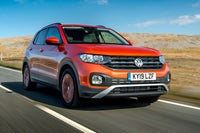 Volkswagen T-Cross Front View