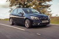 BMW 2 Series Active Tourer Exterior Front