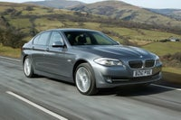 BMW 5 Series Driving Front