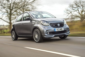 Picture of Smart Forfour