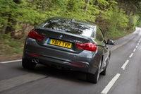 BMW 4 Series Gran Coupe back