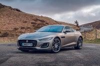 Jaguar F-Type frontleft exterior