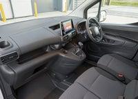Citroen Berlingo interior