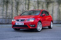 SEAT Ibiza Front Side View