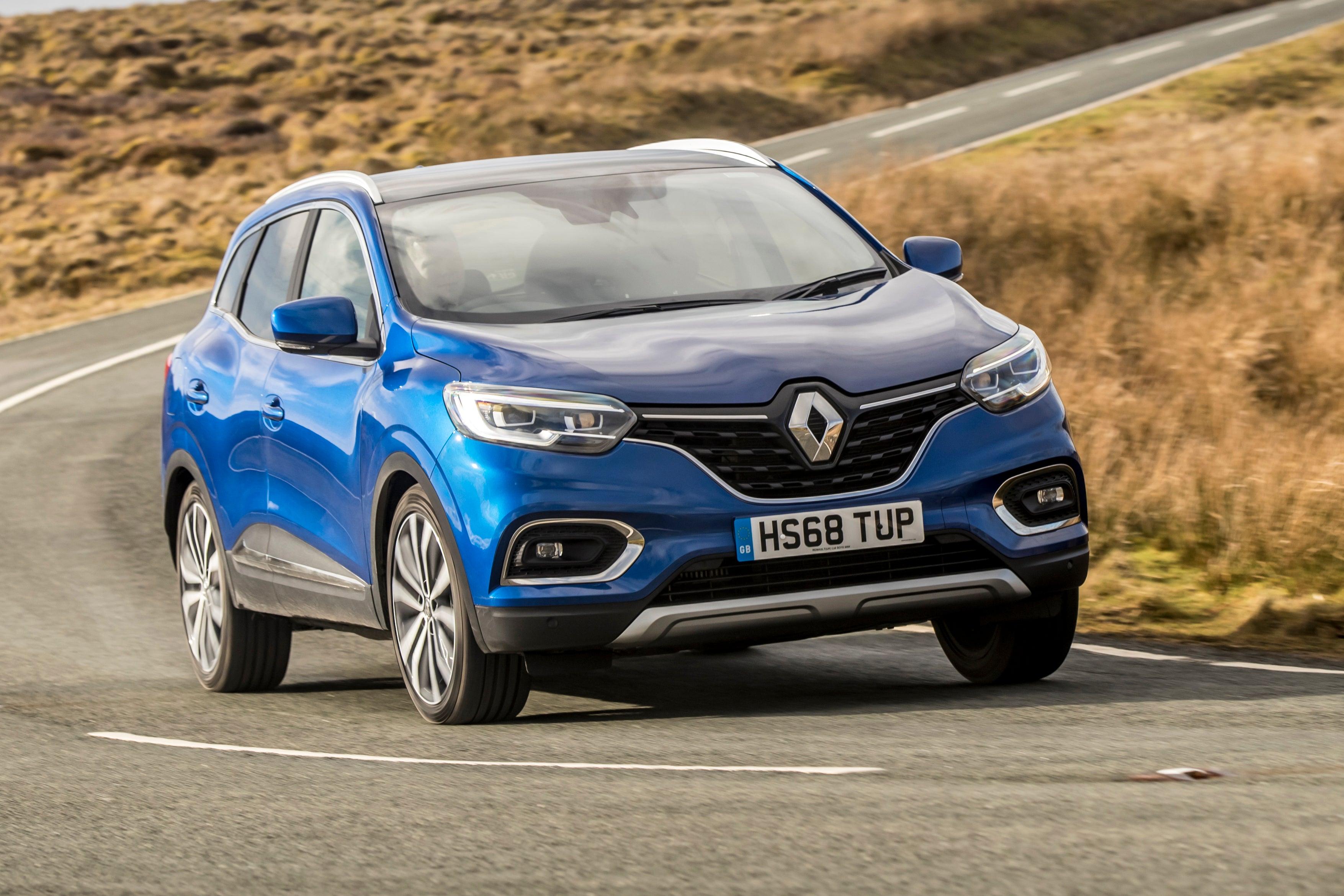 Renault Kadjar Review 2021 cornering