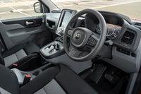 LEVC VN5 interior