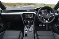 Volkswagen Passat Alltrack Front Interior