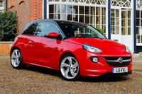 Vauxhall Adam Front Side View