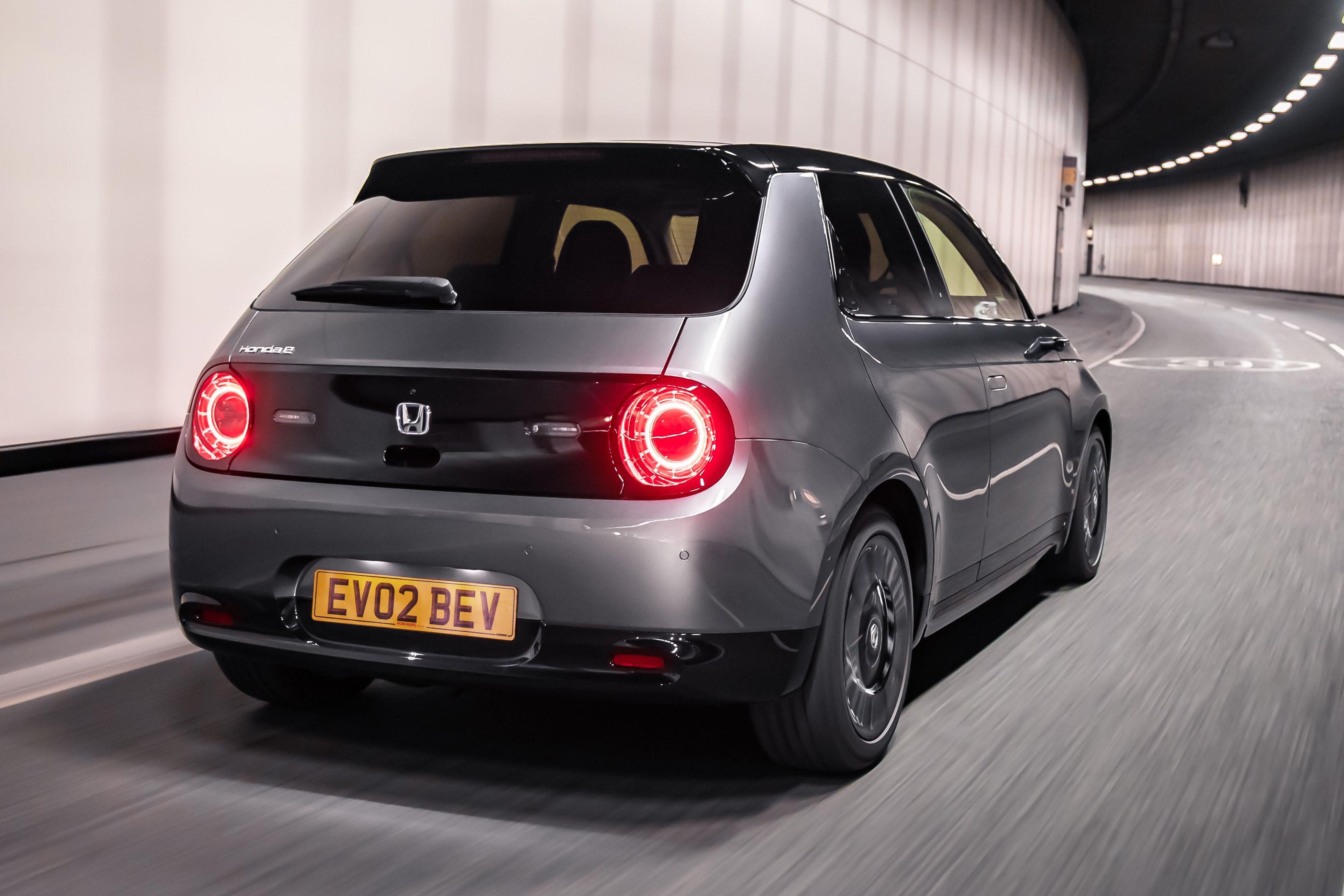 Honda Honda E