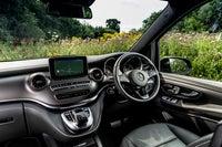 Mercedes V-Class front interior