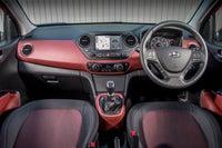 Hyundai i10  front interior