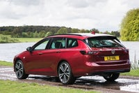 Vauxhall Insignia Sports Tourer Rear Side View
