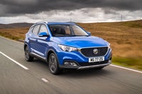 MG ZS frontright exterior