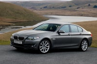 BMW 5 Series Exterior