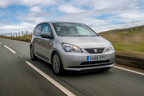 SEAT Mii Front View