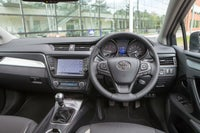 Toyota Avensis Driver's Seat
