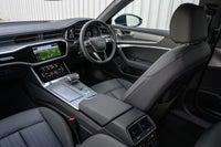 Audi A6 Allroad Interior Side