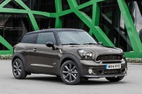 MINI Paceman (2013) frontright exterior