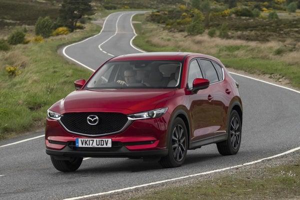 Mazda CX-5 2017 front exterior