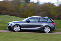 BMW 1 Series Driving Side