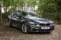 BMW 4 Series Gran Coupe Exterior Front