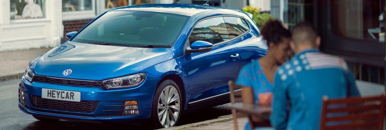 Volkswagen Scirocco heycar