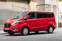 Ford Tourneo Custom PHEV 2020