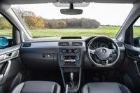 Volkswagen Caddy Maxi Life Front Interior