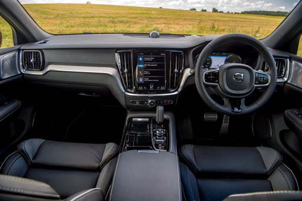 Volvo S60 interior