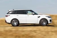 Range Rover Sport right exterior