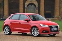 Audi A1 Sportback Exterior Front