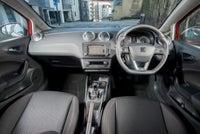 SEAT Ibiza Front Interior