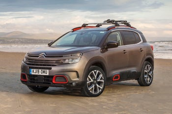 Picture of Citroen C5 Aircross