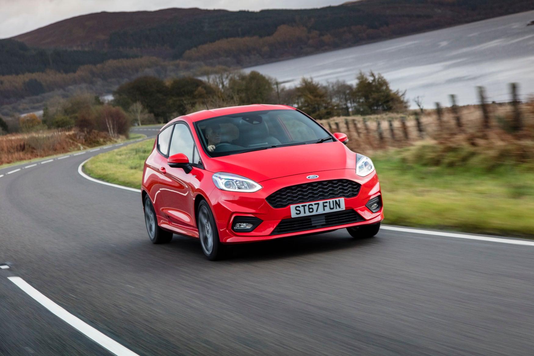 Best small car: Ford Fiesta